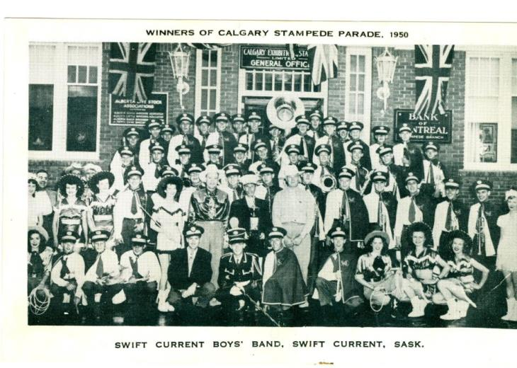 Honouring The Past A History Of Swift Current By Decade