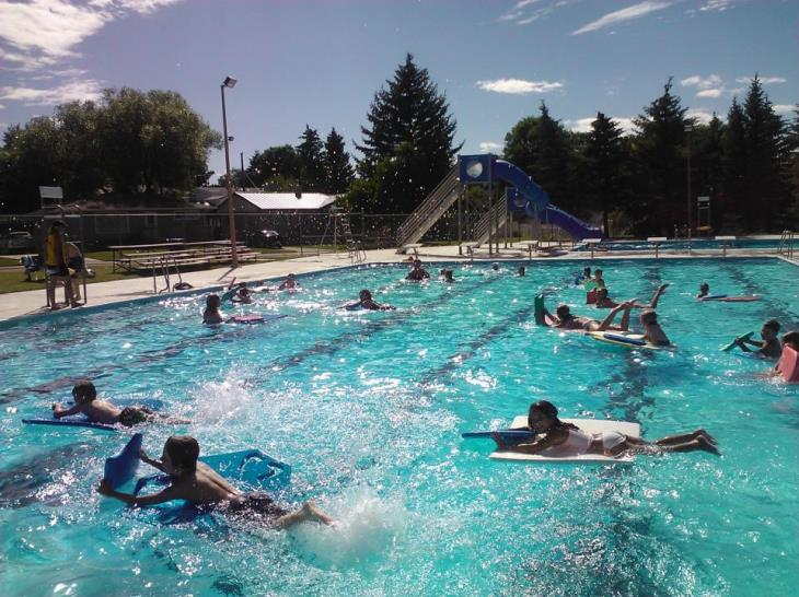Swift Current Fairview Pool