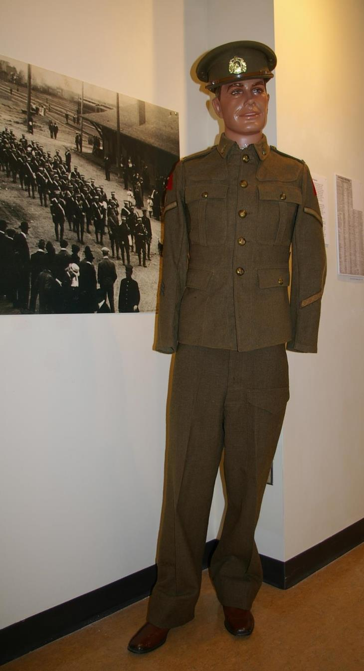 WWI uniform