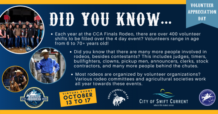 Did You Know - 2 Volunteer